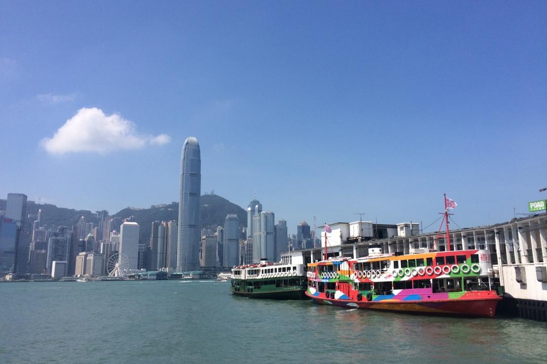 2015年9月 香港