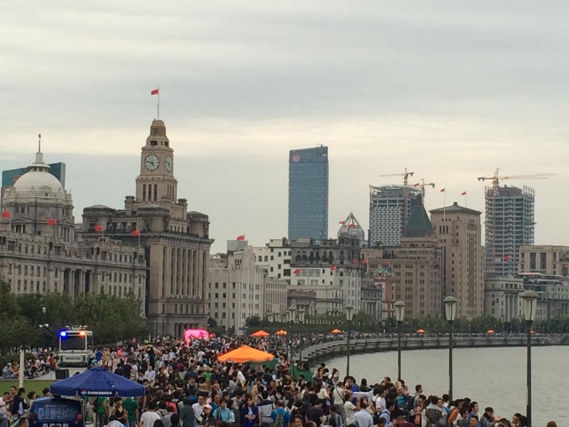 2015年10月 上海