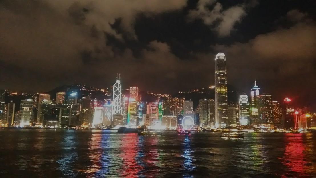 2016年7月 2度目の香港