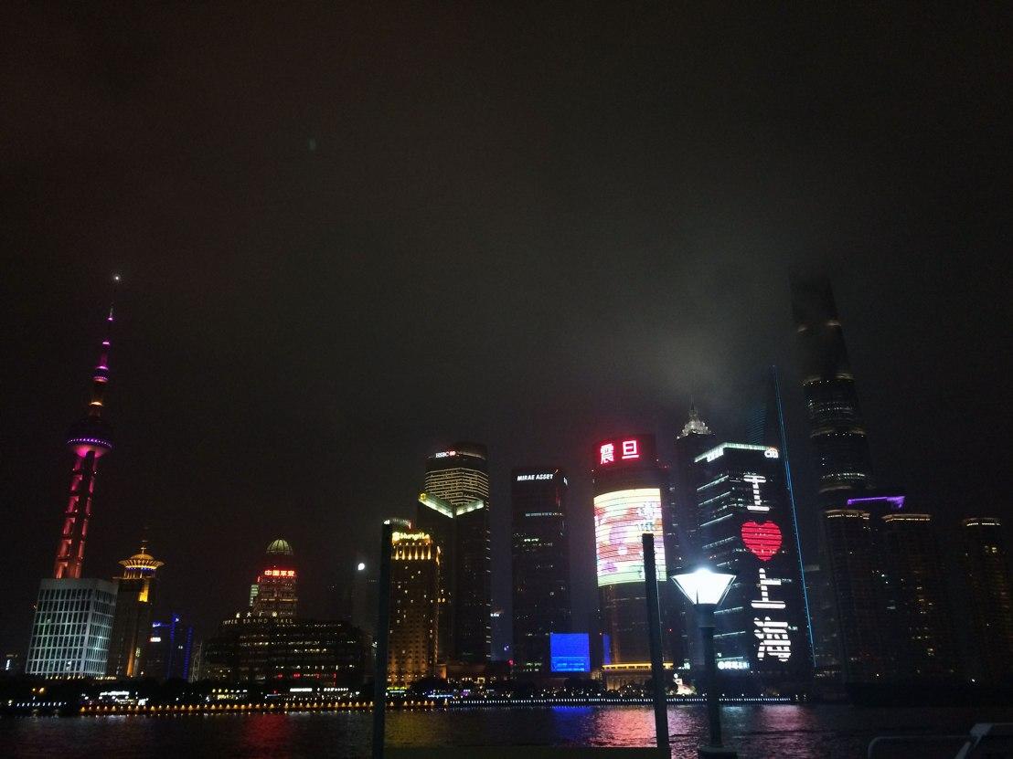 2015年11月 上海